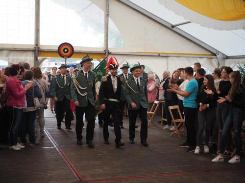 Schützenfest Montag 2019